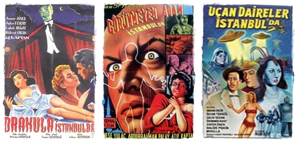 Fantastik Filmler İstanbul'da