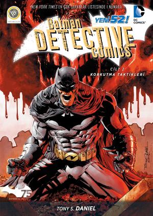 Detective Comics Korkutma Taktikleri Küçük
