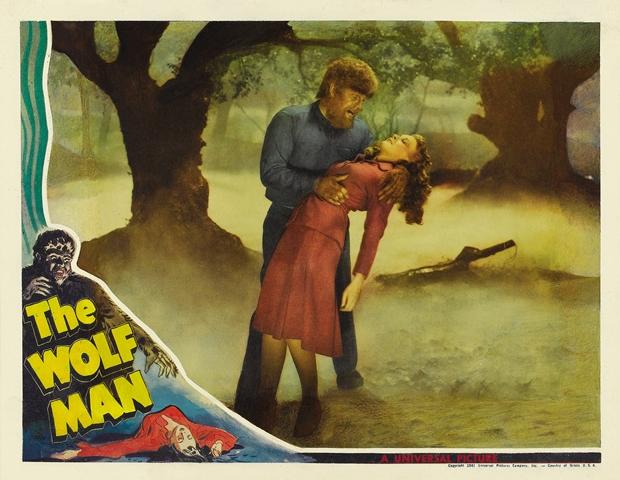 The Wolf Man lobi 1