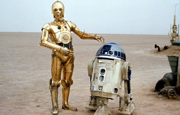 C-3P0 ve R2-D2