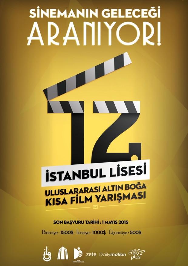 İEL Sinema Kulübü Afiş (Türkçe)