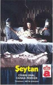 seytan (turkish exorcist) vhs front