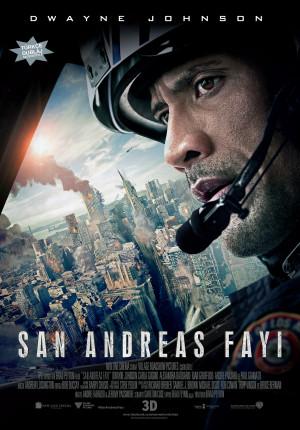 San Andreas poster TR1