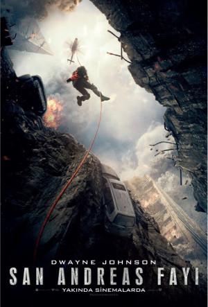 San Andreas poster TR2