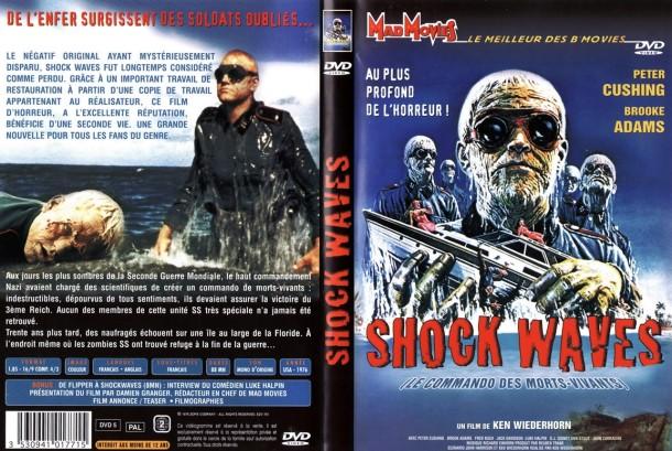 Shock Waves DVD kapak 1