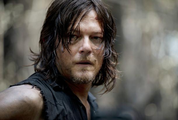 Norman Reedus as Daryl Dixon - The Walking Dead _ Season 6, Episode 6 - Photo Credit: Gene Page/AMC