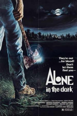 Alone in the Dark poster 1
