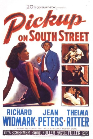 Pickup on South Street poster 1