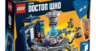 Dr Who Lego Set (1)