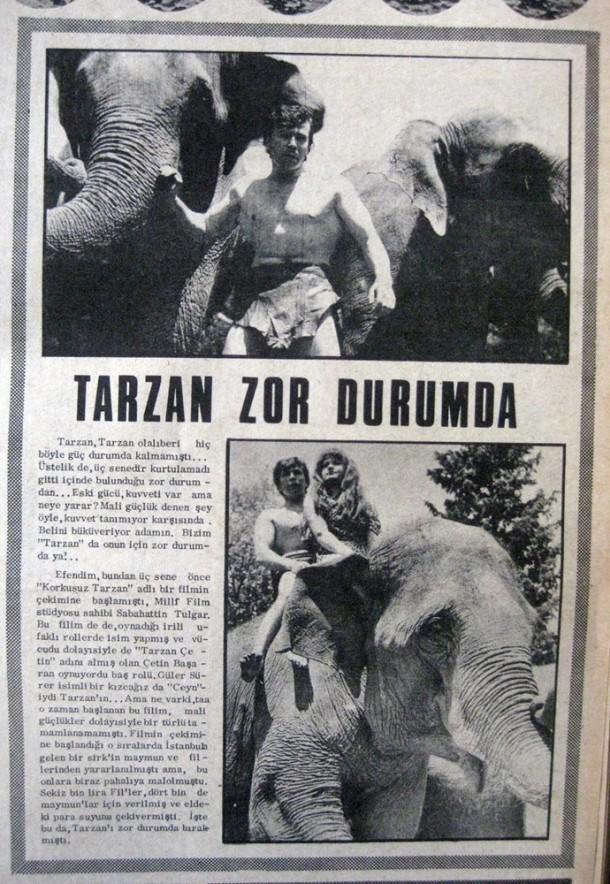 Tarzan Zor Durumda