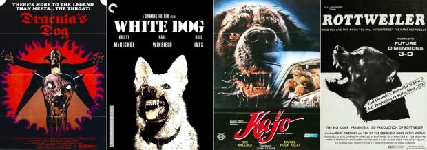 Katil Köpekler posterler 2