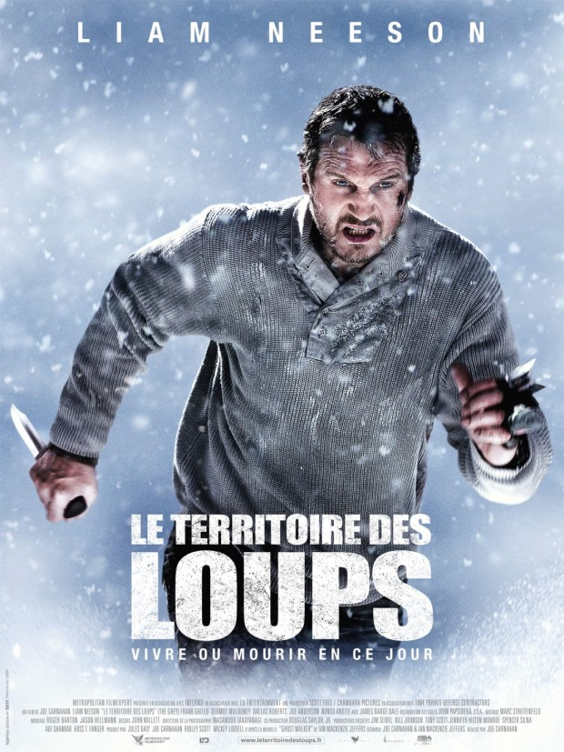 The Grey French Poster