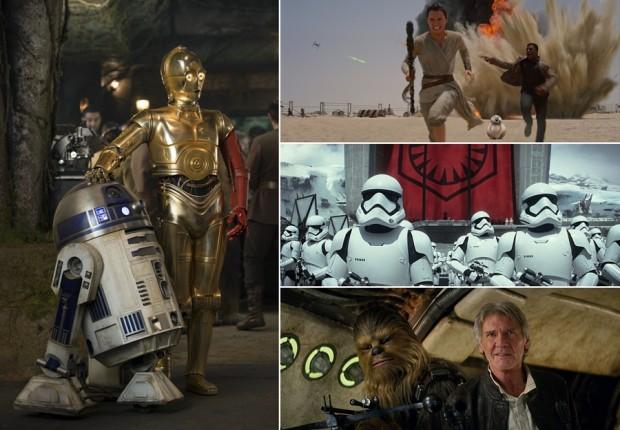 Star Wars Güç Uyanıyor orta
