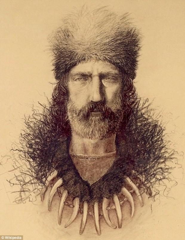Revenant Hugh Glass