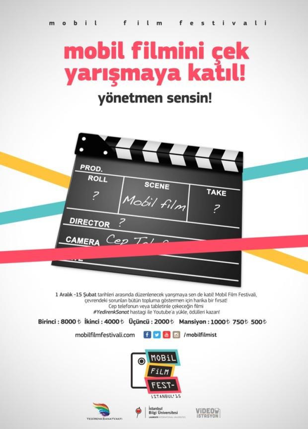 Mobil Film Festivali poster 2