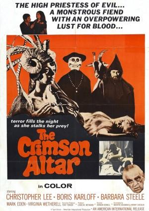 Curse of the Crimson Altar poster 1