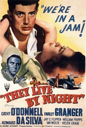 THEY LIVE BY NIGHT RKO