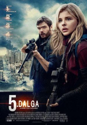 The 5th Wave poster
