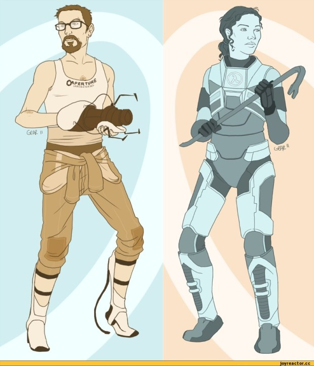 Half-Life-portal-песочница-109798