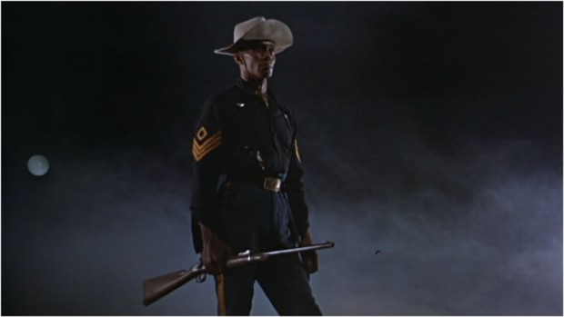 Woody Strode sergeant routledge