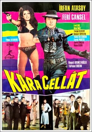kara cellat poster