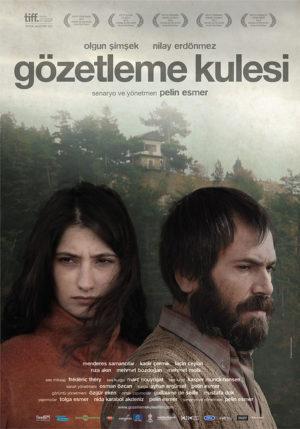 Gözetleme Kulesi Poster