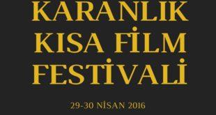 Karanlık Kısa Film Festivali banner