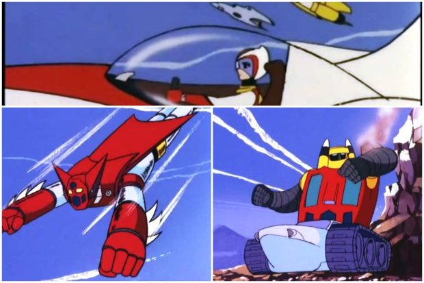 Getta Robo 002