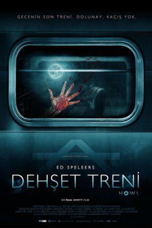 Howl Dehşet Treni poster