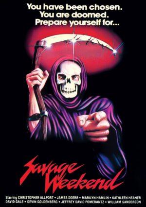 Savage Weekend poster 1