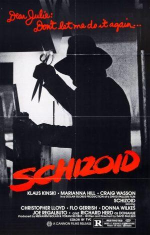 Schizoid poster 1
