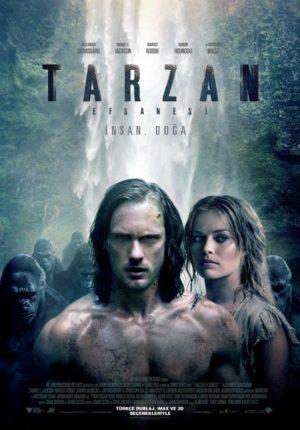 Tarzan afiş