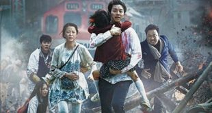 Train to Busan Güney Kore banner