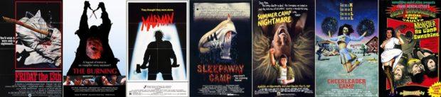 Yaz Kampında Geçen Korku Filmleri