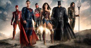 Justice League Comic Con özel