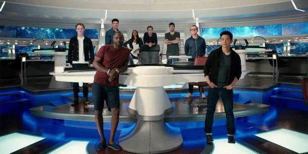 Star Trek Beyond oyuncular