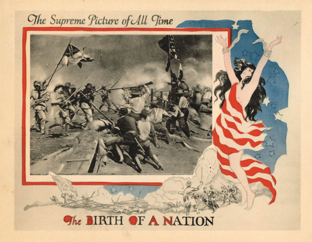 the-birth-of-a-nation-1915-us-1921-reissue-lobby-card