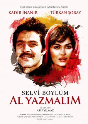 Selvi Boylum Al Yazmalım poster