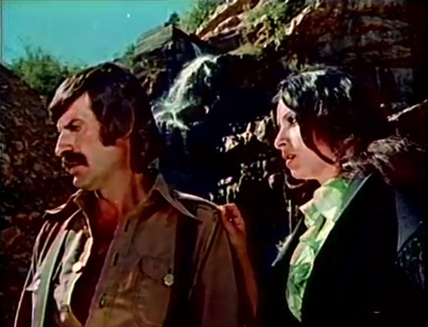Behçet Abi'nin Güney Amerika Turu Bölüm 1: Komando Behçet (1974)
