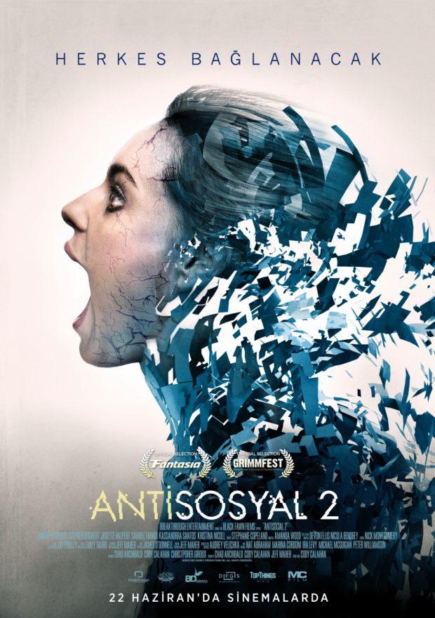 Antisocial 2 poster